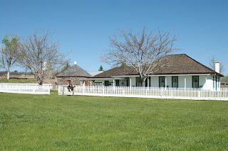 Slaughter Ranch house