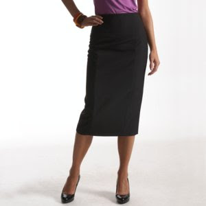 pencil skirt, LaRedoute