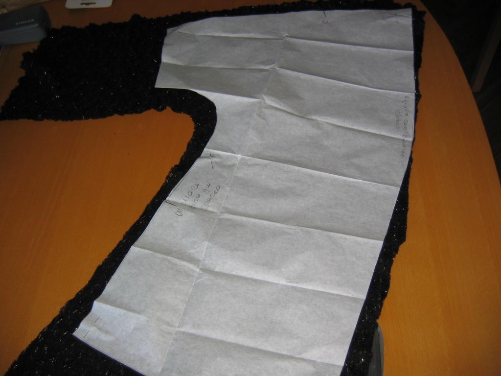 Corsi di cucito spolverino di lana for Cose con la s