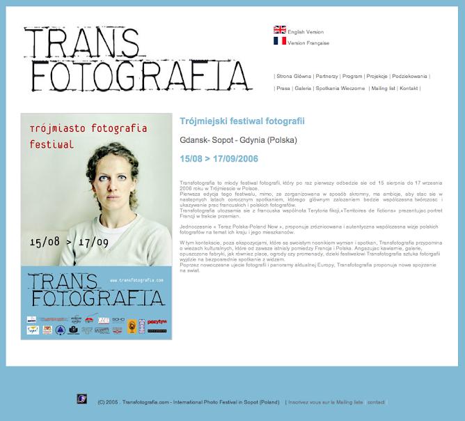 Teraz Polska na Festiwalu TransFotografia w Trojmiescie