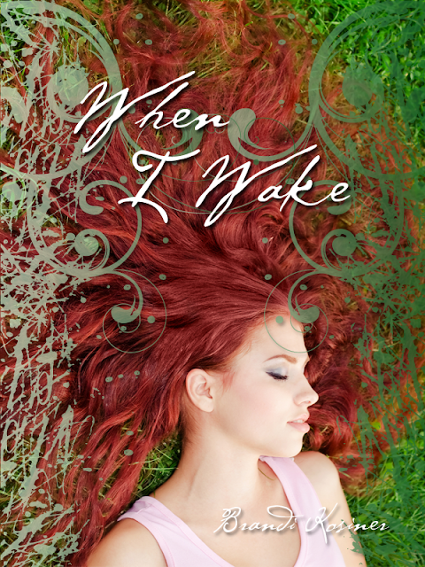 whenwake Cover Contest Entry Book Blogger Design