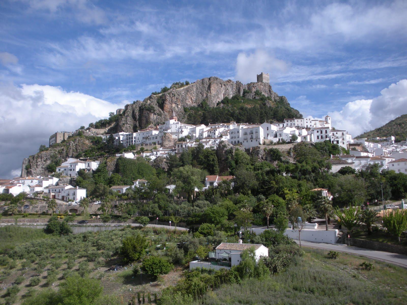 Grazalema Spain  city images : ... in Spain: Pueblos Blancos de la Sierra de Grazalema, Andalucía