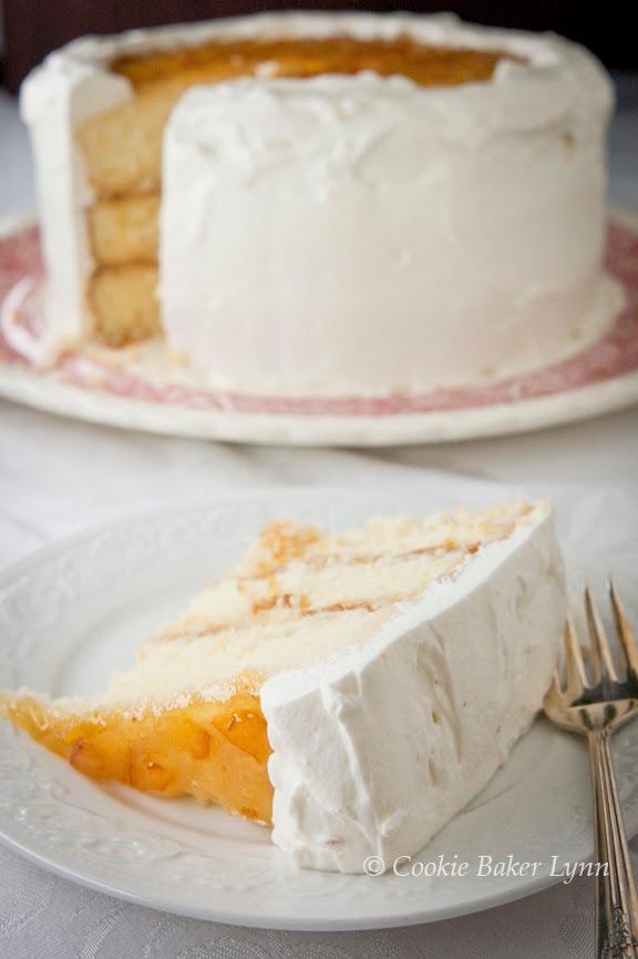 Orange Marmalade Cake Mitford