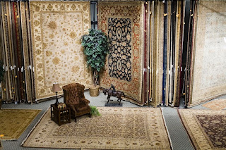 A Million Oriental Rugs At Green Front Furniture!