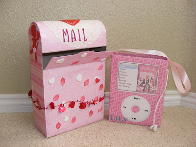 Do your kids make boxes to bring to class for their valentines?