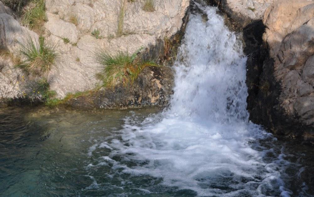 Guiamul el agua en la cuenca del r o mula - Banos de mula el pozo ...