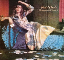 DAVID BOWIE - Cross-dressing na música e na mídia