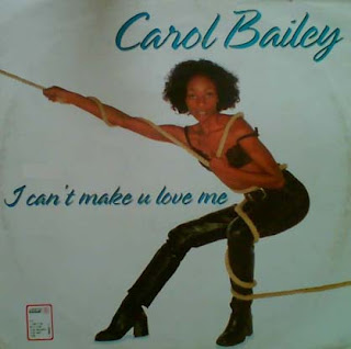 Carol Bailey - I Can't Make U Love (By Warlock)