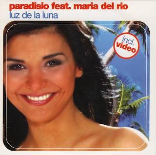 Paradisio feat. Maria Del Rio - Luz de La Luna (By Diego Paz)