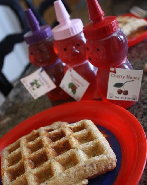 CuisineNie: Whole Grain Yogurt Waffles