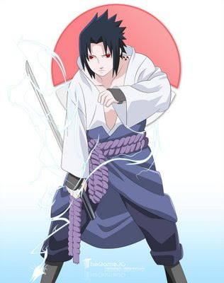 Ultimate Sasuke