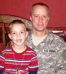 Josiah and Dad