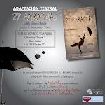 Tras la obra teatral de 27 paraguas...