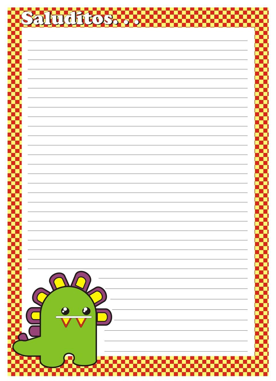 Decoraciones Para Hojas De Cuadernos | apexwallpapers.com