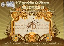 VI EXPOSICIÓN con ARS DIVERSA: