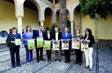CARTEL 2009 OFRENDA FLORAL DE LINARES: