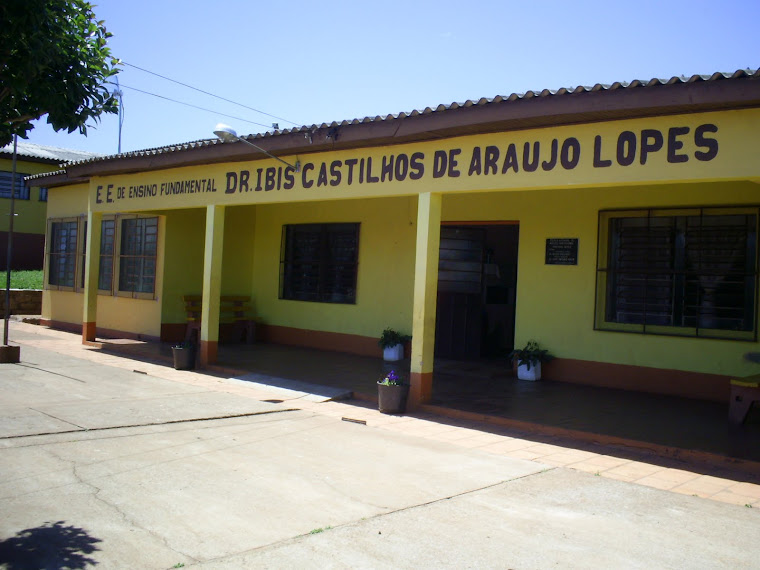 Escola Estadual Dr. Ibis Castilhos de Araújo Lopes