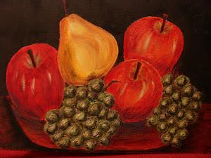 Frutta fresca ad olio