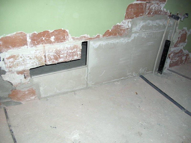 R novation de ma villa juin 2010 for Doublage mur interieur