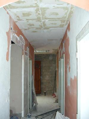 r novation de ma villa faux plafonds du rez de chauss e. Black Bedroom Furniture Sets. Home Design Ideas