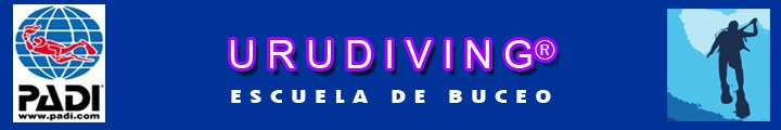 Buceo en Uruguay