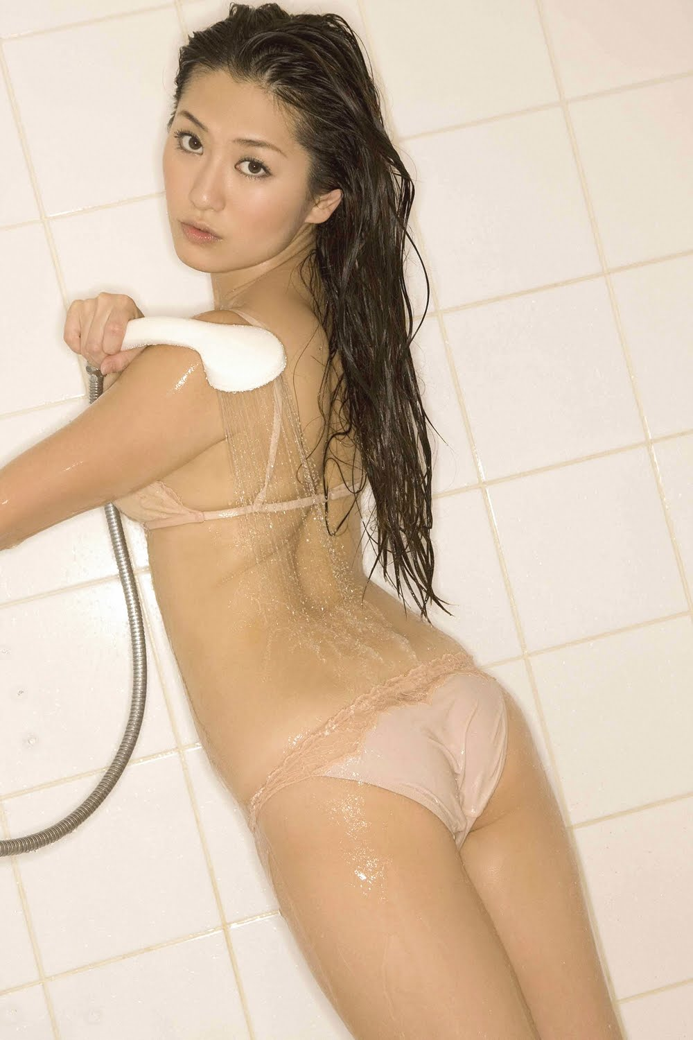Haruna Yabuki Take A Bath Asian Girls Sexy