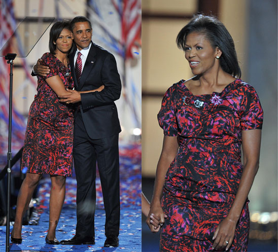 STYLE HAVEN Michelle Obamas style on the popular blog Mrs