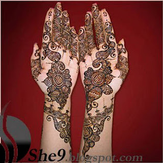 STYLE HAVEN: Mehndi Creations offers a highly personalised mehndi style designs from Arabic :  pakistani dress news mehndi