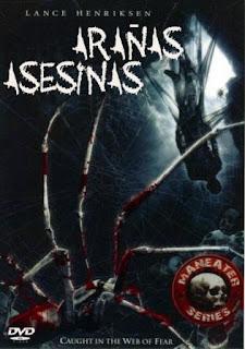 Poster de Arañas asesinas