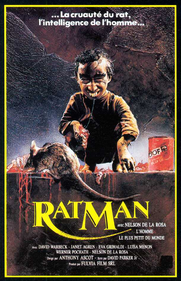 El hombre rata (1988)