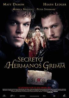 Ver Película El Secreto de los Hermanos Grimm Online Gratis (2005)