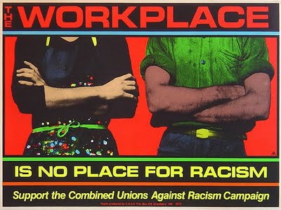 racism in the workplace