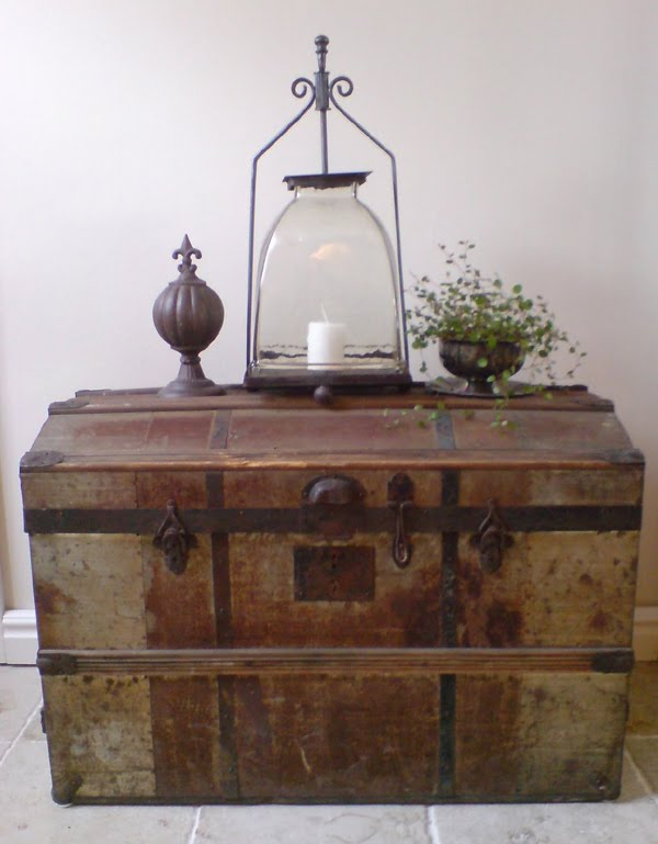 Decoracion Vintage Ideas ~ ESTILO RUSTICO BAULES PARA DECORAR