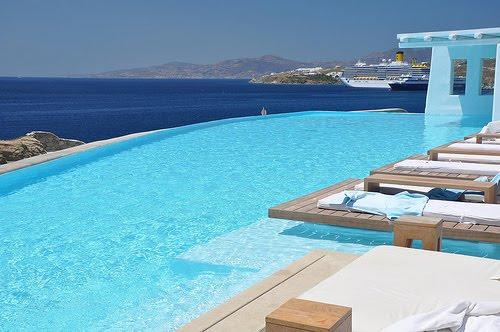 Estilo rustico piscinas rusticas griegas - Piscinas rusticas ...