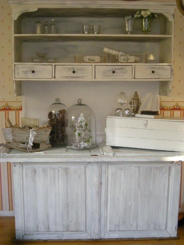 Estilo rustico muebles bajos - Vajilla rustica ...