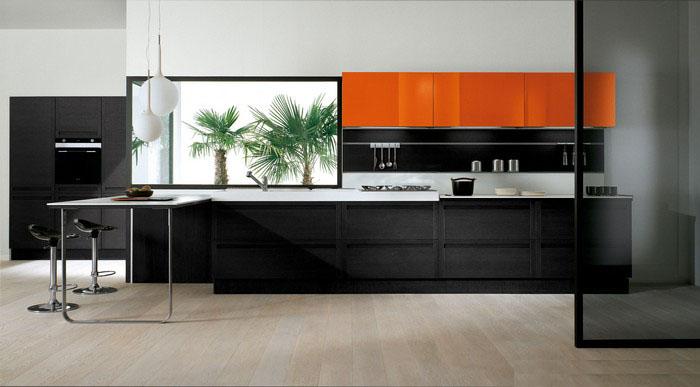 Casas minimalistas y modernas cocinas resueltas en linea - Cocinas en linea ...