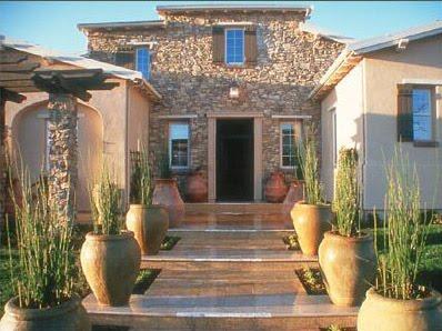 Estilo rustico fachadas rusticas modernas for Fachadas rusticas para casas