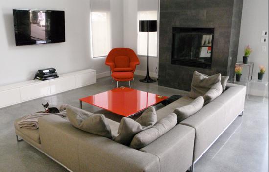 Casas Minimalistas Y Modernas Sillones Contemporaneos