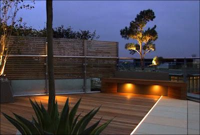 Casas minimalistas y modernas terrazas para disfrutar for Terrazas minimalistas modernas
