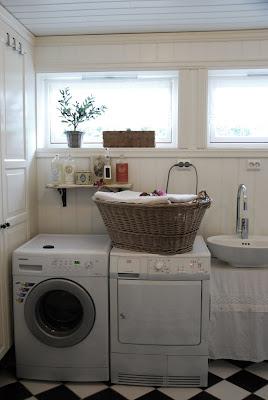 Estilo rustico lavaderos rusticos for Casa con lavadero