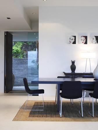 Casas minimalistas y modernas pinturas para interiores - Pinturas modernas para interiores ...