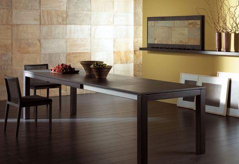 Casas minimalistas y modernas nueva linea en comedores for Comedores en linea