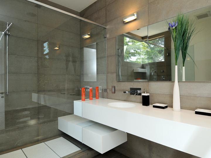 Baños Casas Minimalistas:Modern Master Bathroom Designs
