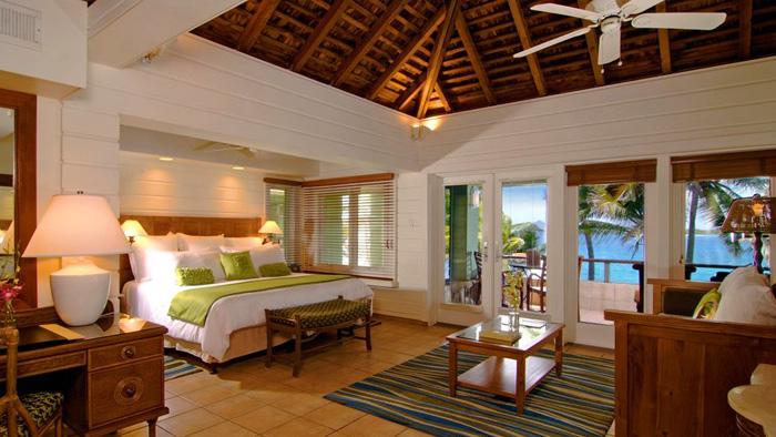 Estilo rustico dormir en el caribe for Interiores rusticos