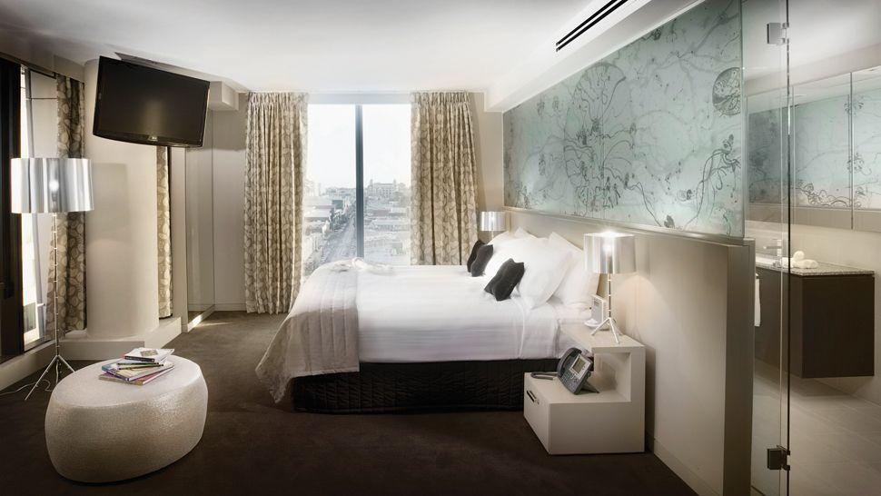 dormitorios minimalistas en hoteles i