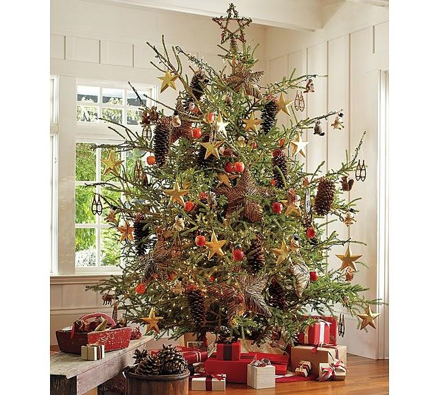 Arboles de navidad secos decorados imagui - Arboles secos decorados ...
