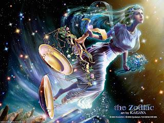 Libra Signs of the Zodiac wallpaper