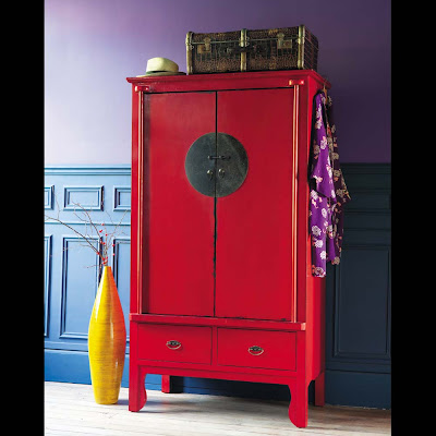 Dekolor un trocito de asia en casa - Armarios de boda chinos ...