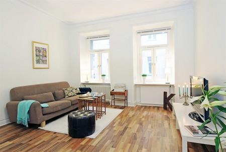 Apartamentos de 40m2 llenos de estilo decoraci n for Decorar un minipiso