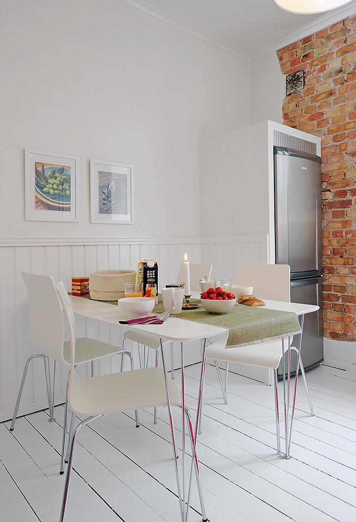 Dekolor la mesa de la cocina - Mesa de cocina ...